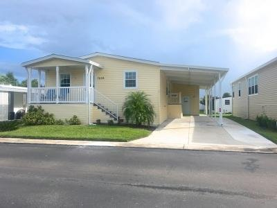Mobile Home at 7609 Parkway Boulevard Hudson, FL 34667