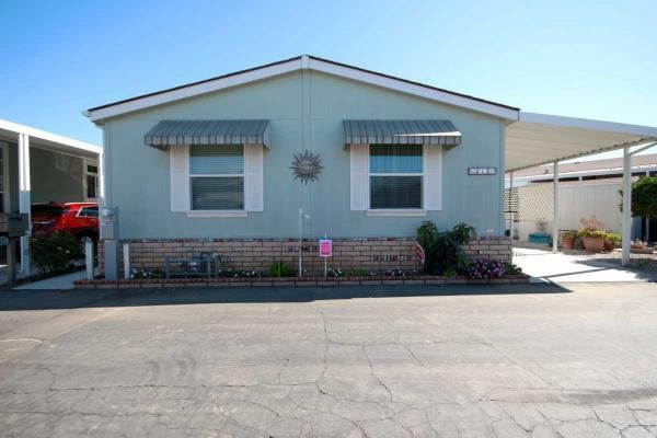 Mobile Home at 212 Albatross Lane, Fountain Valley, CA