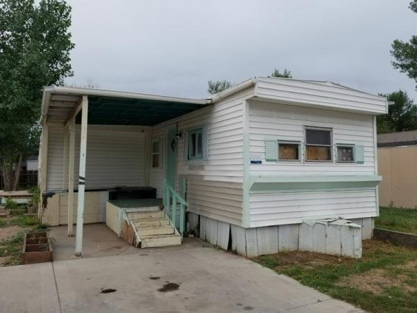 Mobile Home at 2036 1st Avenue #446, Greeley, CO