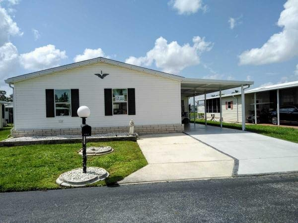 Mobile Home at 3938 Eastgate Court, North Fort Myers, FL