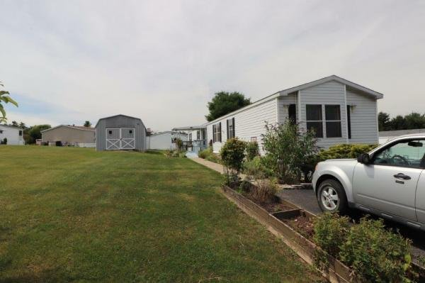 Mobile Home at 87 Sam Brooke Circle, Lehighton, PA