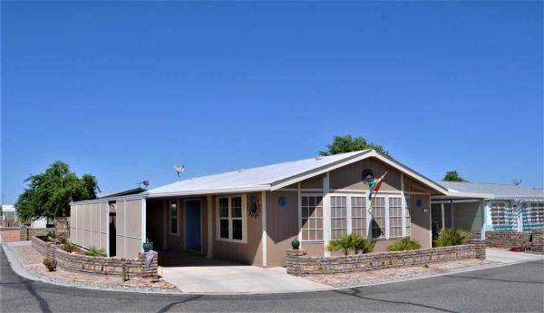 Mobile Home at 9351 E 28th St, Yuma, AZ