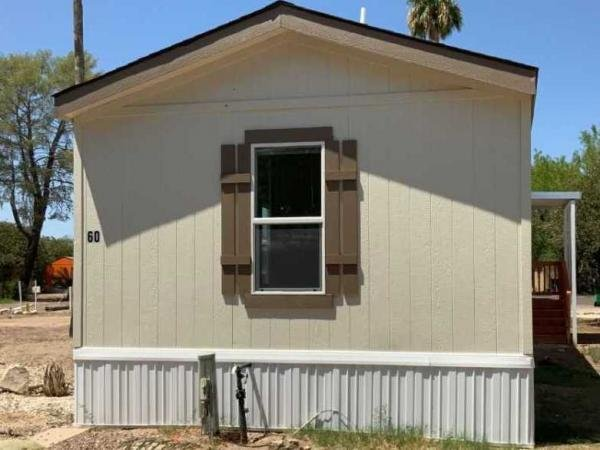 Mobile Home at 5505 N Shannon Rd. Sp. 60, Tucson, AZ