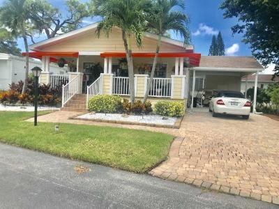 Mobile Home at 6307 S. Ash Lane Lantana, FL 33462