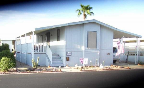 Mobile Home at 11596 W Sierra Dawn Blvd. #77, Surprise, AZ