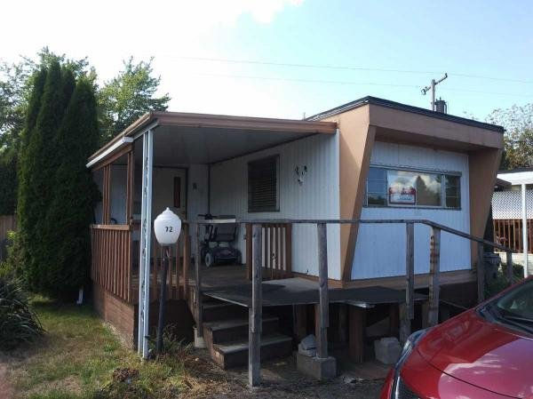 1964  Mobile Home For Rent