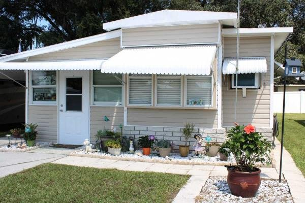 Mobile Home at 37613 Elder Lane, Zephyrhills, FL