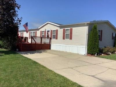 Mobile Home at 52248 Landsdowne Circle Chesterfield, MI 48051