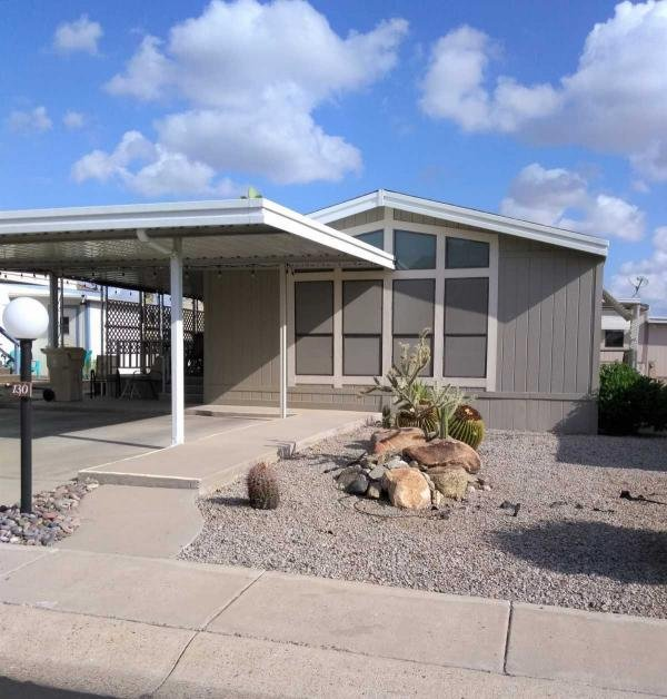 Mobile Home at 2233 E. Behrend Dr. #130, Phoenix, AZ
