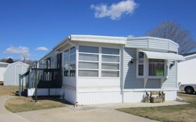 Mobile Home at 30630 Drouillard Rd. Lot #203 Walbridge, OH