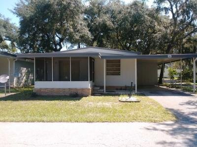 Mobile Home at 184 HIBISCUS DR Leesburg, FL 34788