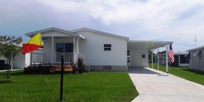 Mobile Home at 2321 Thoreau Dr. Lake Wales, FL 33898