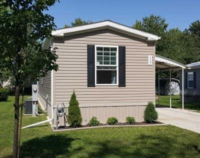 Mobile Home at 117 Birchbark Elyria, OH