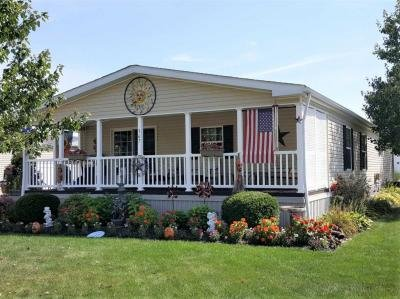 Mobile Home at 367 Pin Oak Circle Elyria, OH