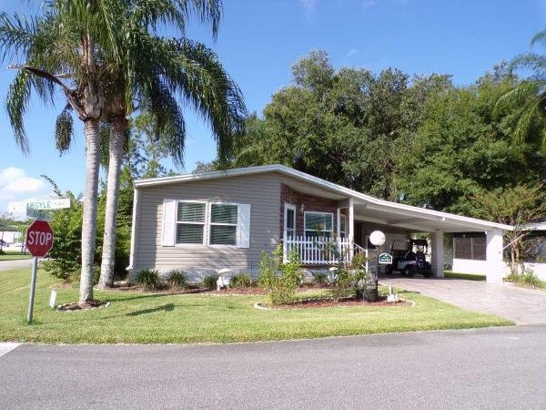Mobile Home at 4615 Argyle Place, #184, Lakeland, FL