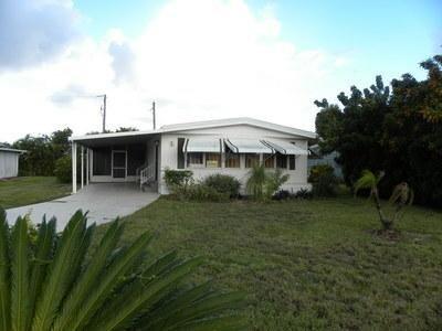 Mobile Home at 172 Ne Emerald Jensen Beach, FL 34957