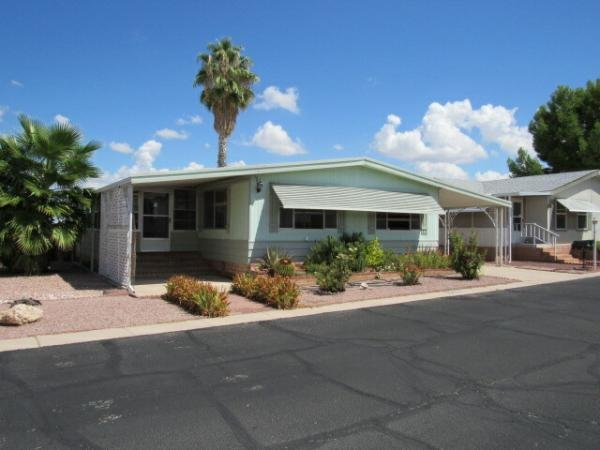 Mobile Home at 3411 S. Camino Seco # 438, Tucson, AZ
