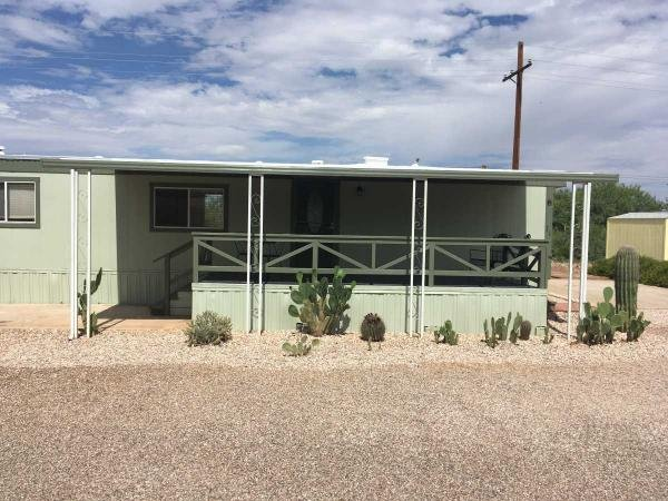 Mobile Home at 35590 S Highway 77, Tucson, AZ