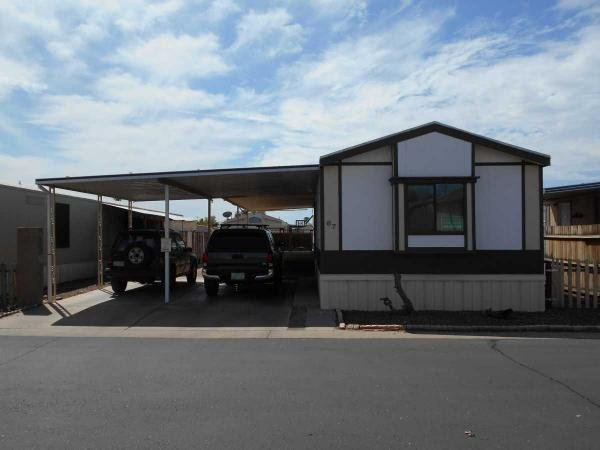 Mobile Home at 8427 W Glendale Ave #67, Glendale, AZ