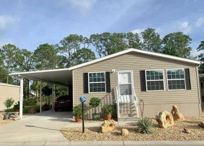 Mobile Home at 57 Long Needle Court Bunnell, FL 32110