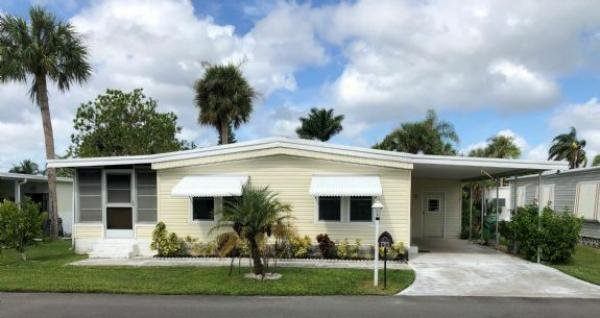 Mobile Home at 16638 Gardenia Drive, Fort Myers, FL