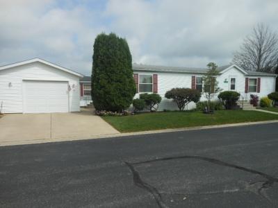 Mobile Home at 862 Cedar Cir Manteno, IL 60950