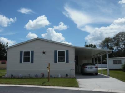 Mobile Home at 15409 LAKESHORE VILLA DRIVE Tampa, FL