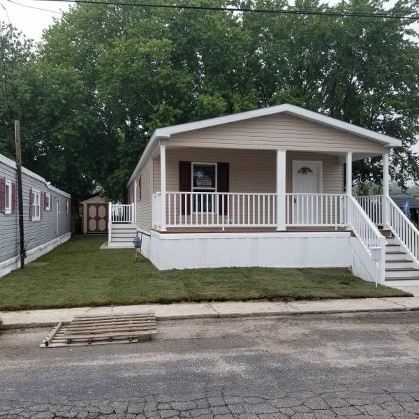 Mobile Home at 215 MAURICE BOULEVARD, Rio Grande, NJ