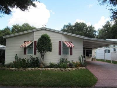 Mobile Home at 11024 Mesquite Drive Dade City, FL