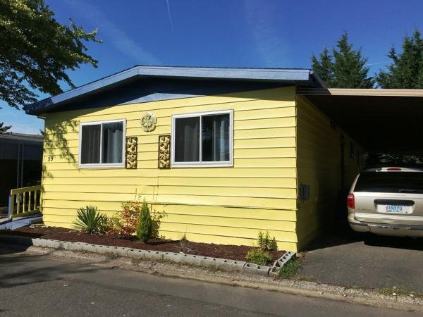 Mobile Home at 21100 NE Sandy Blvd #59, Fairview, OR