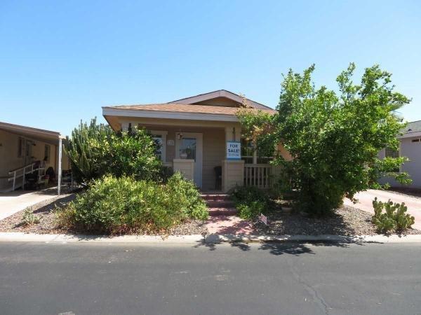 Mobile Home at 6960 W. Peoria Avenue #155, Peoria, AZ