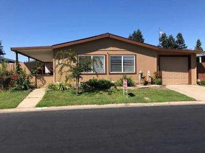 Mobile Home at 7855, Cottonwood Lane #3 Sacramento, CA 95828