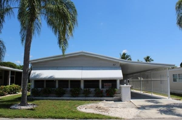 Senior Retirement Living 1990 Palm Harbor Manufactured Home For Sale In Fort Myers Fl