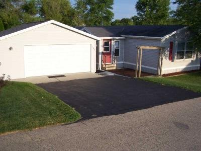 Mobile Home at 105 Cedar Drive Reeseville, WI 53579