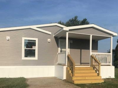 Mobile Home at 7775 S. Rosebud Dr. Pendleton, IN 46064