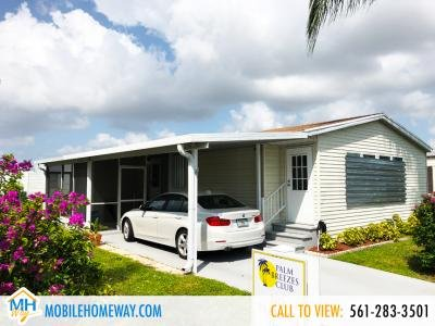 Mobile Home at 6115 Seashore Dr Lantana, FL 33462