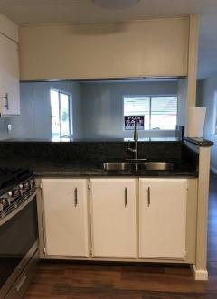 Granite counters, new sink, faucet