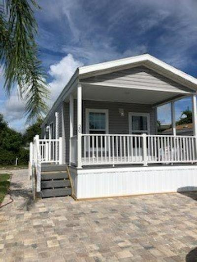 Mobile Home at 4601 S. Clyde Morris Blvd. 020 Port Orange, FL 32129