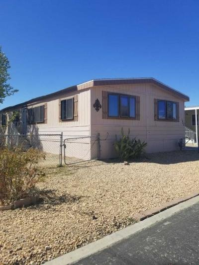 Mobile Home at 1805 Jamie Way #110 Rosamond, CA 93560