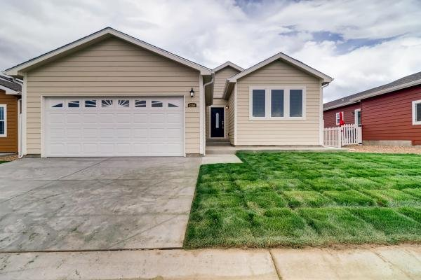 Mobile Home at 6280 Indian Paintbrush Street Lot IP6280, Frederick, CO