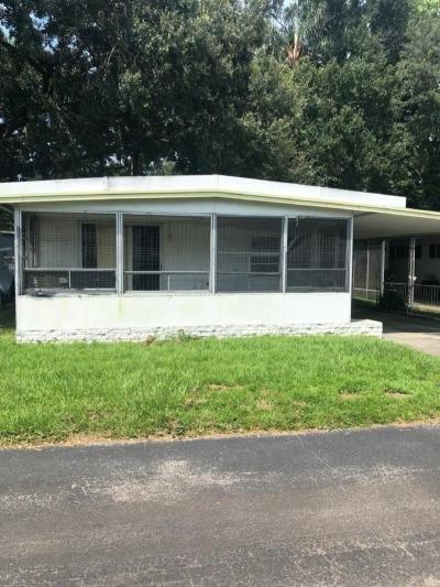 Mobile Home at 839 Walker Dr. Tampa, FL 33613