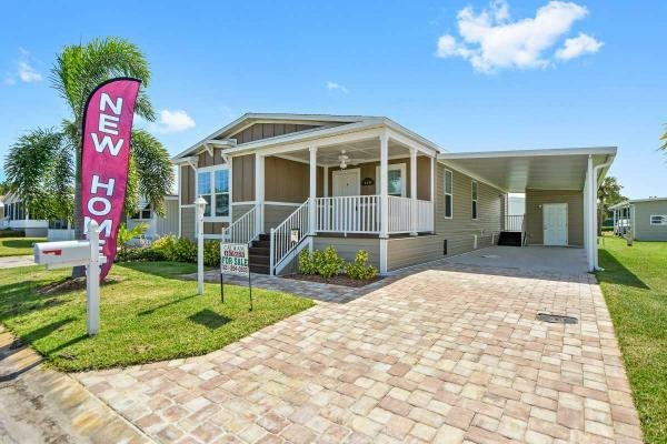 Mobile Home at 270 West View ct, Melbourne, FL
