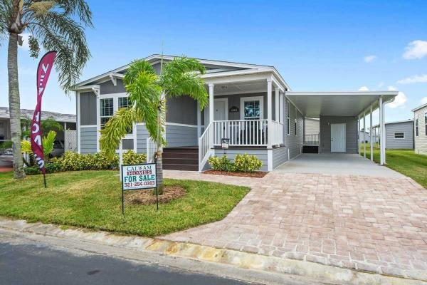 Mobile Home at 266 Westview Ct, Melbourne, FL