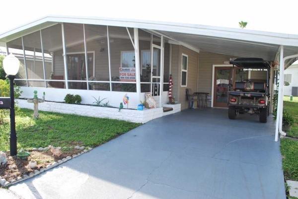 Mobile Home at 223 COLBURN DR , Debary, FL
