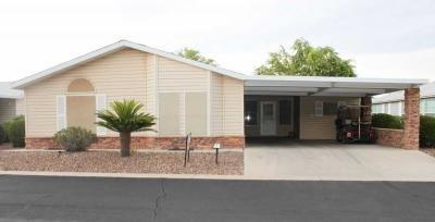 Mobile Home at 2550 S. Ellsworth Road #845 Mesa, AZ 85209