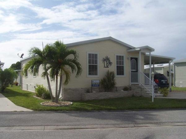 Mobile Home at 24300 Airport Road, Site #103, Punta Gorda, FL