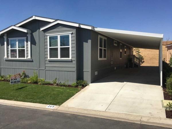 Mobile Home at 2851 S. La Cadena Dr., Sp#269, Colton, CA