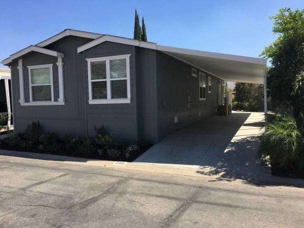 Mobile Home at 2851 S. La Cadena Dr., Sp#206, Colton, CA