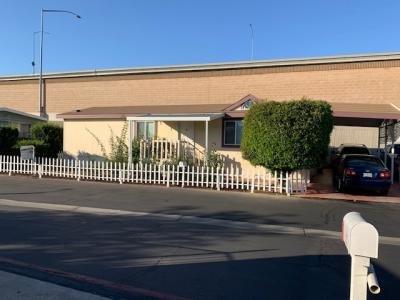 Mobile Home at 121 Coronado Ln.  Tustin, CA 92780