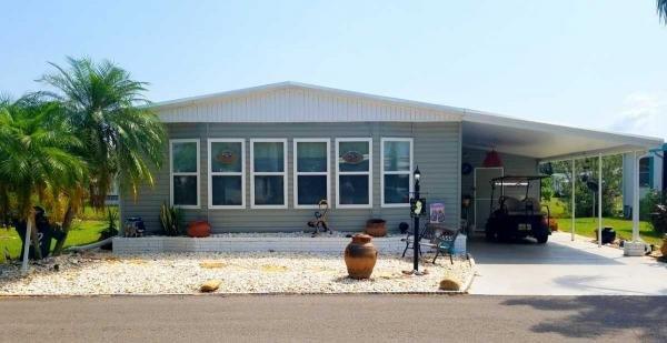 Mobile Home at 2868 Palm Lake Drive, Sarasota, FL